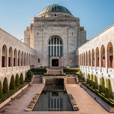 CANBERRA ANZAC DAY TOUR